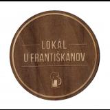 Podpivník z dreva Budějovice