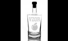 Sklenená fľaša 0,5 L 026617