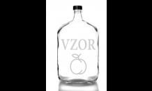 Sklenená fľaša 1L 026529