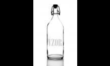 Sklenená fľaša 1L 026696