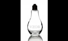 Sklenená fľaša Žiarovka 0,2 L 026604