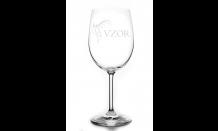 Sklenený pohár na víno 0,32L 026599