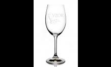 Sklenený pohár na víno 0,35L - 026575