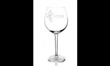 Sklenený pohár na víno 0,59L - 026649