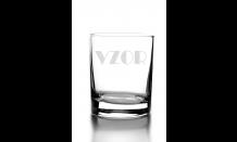 Sklenený pohár na whisky  0,25L - 026567