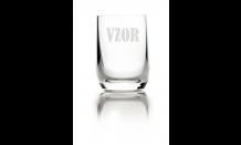 Sklenený pohárik 0,035L - 026583