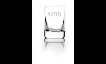 Sklenený pohárik 0,03L - 026562