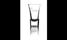 Sklenený pohárik 0,04L - 026561