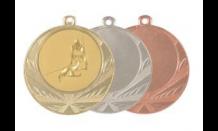 Kovová medaila Mega