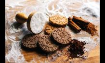 Pečiatka na sušienky Φ 4,5 cm