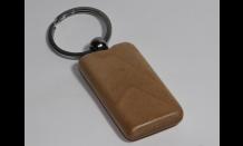 Obdĺžnikový prívesok z javorového dreva