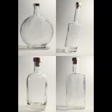 Sklenené fľaše