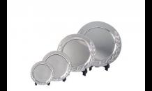 Športová trofej - Strieborný tanier Rome III