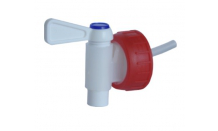 Skrutkový uzáver s kohútikovým vypúšťacím mechanizmom na kanister 5l a fľašu 1l