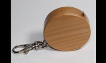 Vreckový meter z javorového dreva