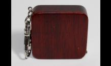 Vreckový meter z palisandrového dreva